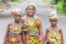Ghana, West-Africa / Ghana's art and culture