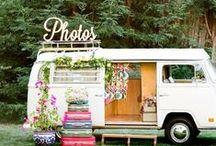 Idées photobooth mariage / wedding photobooth ideas