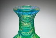 Glass / In the last 50 years, there has been a prevalence of American art in the medium of glass. With bold experimentation in color, form, and narrative content, Fuller Craft Museum has been privileged to be a platform of developments in this historically ancient practice.