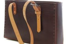 Tote Collection / Some items designed for the woman who loves leather.