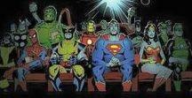 Superhéroes / Todo lo que esté relacionado con los cómics de superhéroes, películas, series, lo que sea.