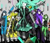 Vocaloid / Miku & Cia.