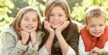 Portrety Rodziny z dziećmi / Przykłady Portretów Rodzinnych