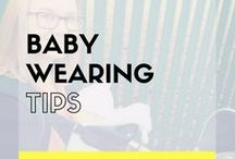 Baby Wearing (Parent + Twin Hacks) / Are you considering baby wearing but not sure where to start? Would you like to get some advice on how to wear your babies? Do you know what types of wraps there are out there? Here is some inspiration on how to wear your babies.