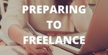 Preparing to freelance / Discover the vital considerations and questions to ask yourself before you take the plunge. Browse all our posts about preparing for freelancing here.