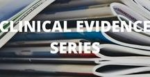 Clinical evidence / http://www.healthwriterhub.com/clinical-evidence-series/
