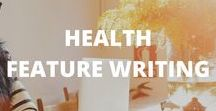 Health feature article writing / Get all our best advice to help you write engaging, stand-out health feature articles. Browse all our posts about health feature writing here.