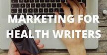 Marketing for health writers / Learn how to market your skills, highlight your most desirable attributes, and position yourself as a health writer for hire. Browse all posts in our marketing for health writers series here.