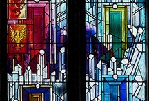 STAINED GLASS / churches