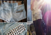 My DIY fashion projects