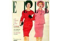 Mode vintage / Des années de mode très classe!