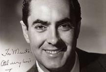 Cinema anni '30-'40-'50 / Contiene foto di attori degli anni '30-'40-'50