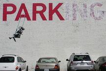 STREET ART : Banksy