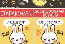 日本語が❤️!
