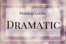 Dramatic Makeup Looks
