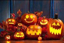 Halloween - Jack O' Lantern - Pumpkins / Carving ideas - Decoration - DIY