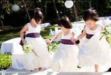 Children in the Wedding