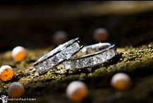 Wedding Rings / Because diamonds are women's best friends
