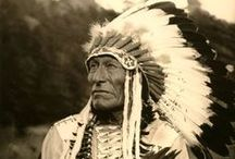 True Natives of North America / Native Americans of North America / by ~ Ms Reb ~