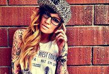 Inked Girls / Tattoo fashion