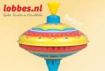 Retro Speelgoed / In de afgelopen 25 jaar heeft Lobbes.nl ontdekt dat sommige speelgoedartikelen nooit verdwijnen. Ondanks het nieuwe speelgoed dat elk jaar op de markt komt, blijven de retro-klassiekers ongekend populair. Bekijk ons grote assortiment (retro) Speelgoed op lobbes.nl