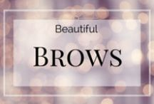 Brows / Beautiful Well Sculpted Eyebrows