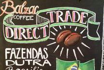 Balzac Coffee Direct Trade / Wir beziehen unseren Kaffee aus direktem Handel von den Fazendas Dutra, Brasilien.