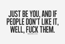 Quotes & Stuff :)