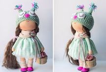 Dolls by Diana E. / Dolls made by Master Diana E. (Moscow, Russia)