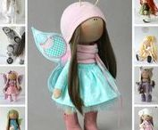 Dolls by Yulia P. / Dolls made by Master Yulia P. (Moscow, Russia)