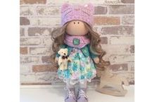 Dolls by AnnetDolls / Handmade Doll made by Master AnnetDolls