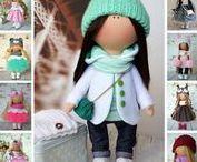Dolls by Olga S. / Dolls handmade by master Olga S.(Karaganda, Kazakhstan)