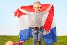 Oranje feest / Vier je Oranjefeest met de oranje artikelen van Lobbes.nl. Schminck, oranje vlaggen, Hollandse spellen en nog veel meer oranje-artikelen.