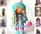 Dolls by Yulia G. / Dolls handmade by master Yulia G. (Moscow, Russia)