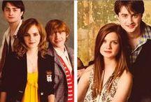 Daniel Radcliffe, Emma Watson & Rupert Grint