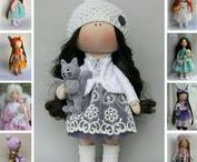 Doll by Irina E. / Handmade dolls by master Irina E. (Kiev, Ukraine)