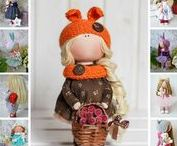 Dolls by Tanya E. / Dolls handmade by master Tanya E. (Moscow, Russia)