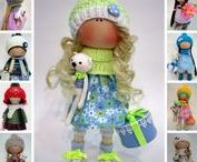 Dolls by Ksenia P. / Handmade doll by master Ksenia P. (Moscow, Russia)