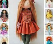 Dolls by Olesya N. / Handmade dolls by master Olesya N. (Russia)
