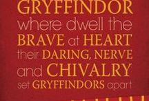 proud gryffindor ❤️❤️