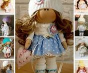 Dolls by Tanya A. / Handmade dolls by master Tanya A. (Bor, Russia)