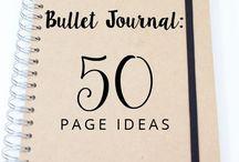 BulletJournal.com / Bullet journal ideas!