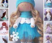 Dolls by Elena M / Dolls handmade by artist Elena M (Saint-Petersburg, Russia)