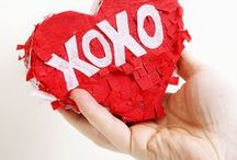 Valentinstag ❤ | DIY, Geschenkideen, Deko, Inspiration / Die schönsten Ideen, DIYs und Rezepte zum Valentinstag ... ❤ Valentines Day recipes, Printables, Freebies, Rezepte, Bastelideen, Deko etc.