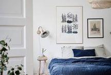 Schlafzimmer einrichten / Inspiration und Interior Trends zum Schlafzimmer