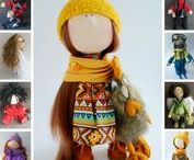 Dolls by Oksana K
