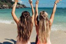Hair style for the Beach / Estilos de Cabello para la playa. CostaRealty - Más que una Inmobiliaria. web: www.costarealty.com.mx