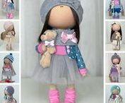 Dolls by Yulia K