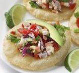 SeaFood México Style / Disfruta de estas increíbles recetas y platillos dignos de los que viven cerca del mar. CostaRealty - Más que una Inmobiliaria. web: www.costarealty.com.mx