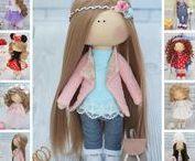 Dolls by Kristina Z